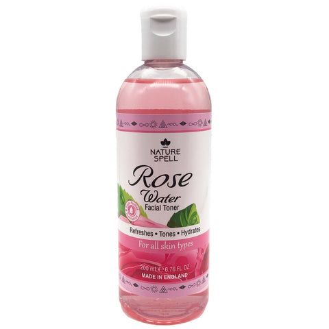 NATURE SPELL Rose Water Facial Toner