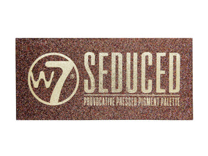 W7 Seduced Pressed Pigment Palette - districtglitz.com