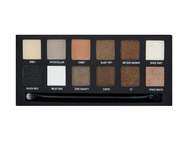 W7 Spaced Out Eye Shadow Palette - districtglitz.com