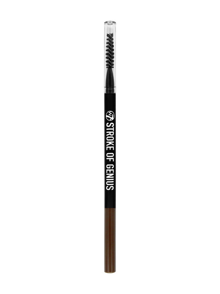 W7 Stroke of Genius Microblade Brow Pencil Brunette - districtglitz.com