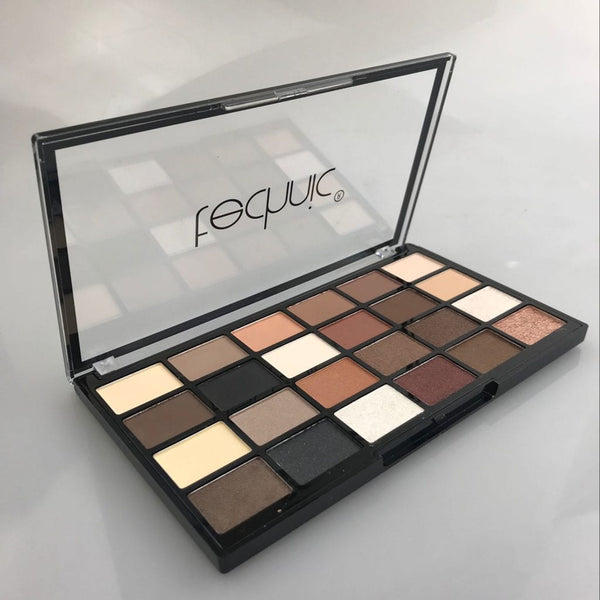 Technic 24 Eyeshadows - BROWNIE POINTS - districtglitz.com