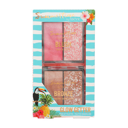 Technic Summertime - Glow Getter - districtglitz.com