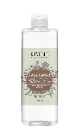 REVUELE WITCH HAZEL TONER with Coconut Water - districtglitz.com