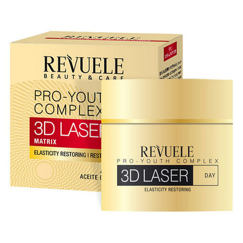 Revuele - 3D Laser Day Cream 50 ml