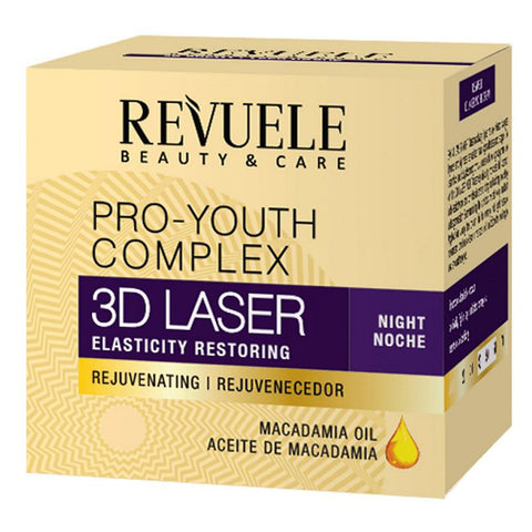 Revuele - 3D Laser Night Cream 50 ml