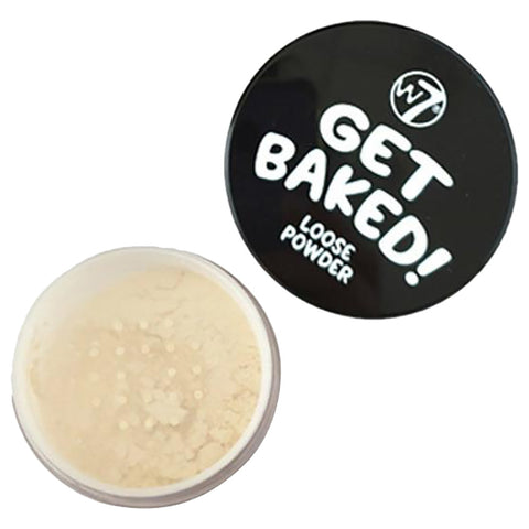 W7 Get Baked! Loose Powder - districtglitz.com