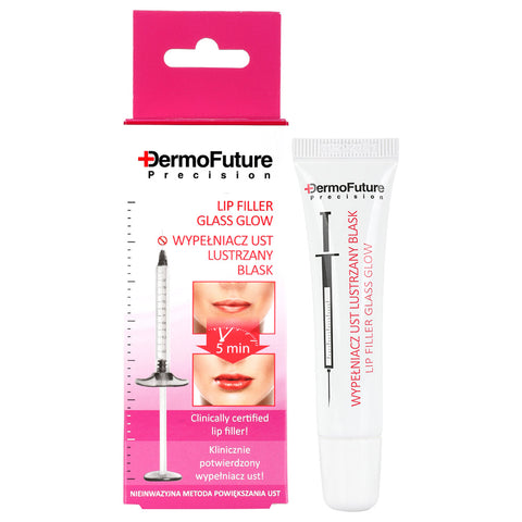 Dermofuture - Lip Filler Glass Glow - 12ml