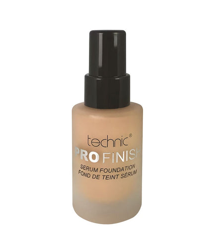 Technic  Pro Finish Serum Foundation - Beige