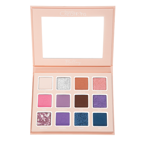 Beauty Creations BRITTANY'S EYESHADOW PALETTE