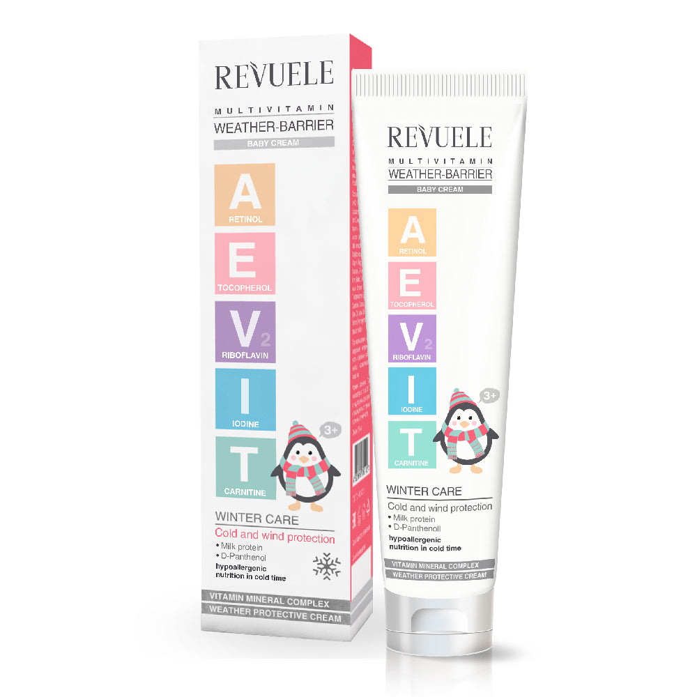 REVUELE AEVIT Multivitamin Weather-Barrier Baby Cream - districtglitz.com