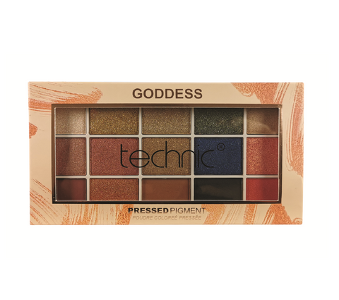 TECHNIC GODDESS PRESSED PIGMENT PALETTE