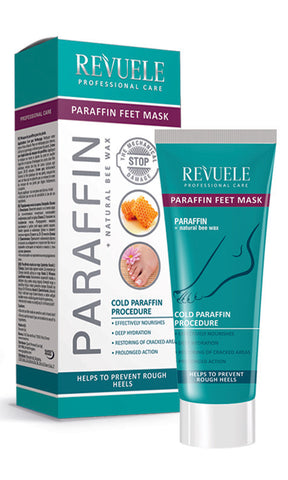 REVUELE Professional Care Paraffin Feet Mask - districtglitz.com