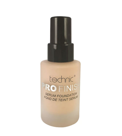 Technic - Pro Finish Serum Foundation - Honey