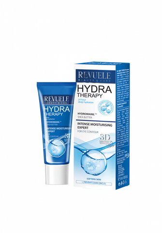 REVUELE Hydra Therapy Intense Moisturising Expert for Eye Contour - districtglitz.com