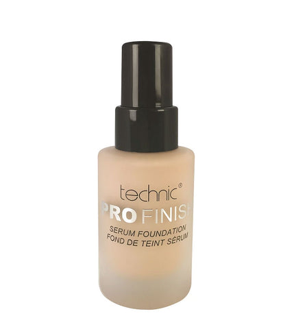 Technic Pro Finish Serum Foundation - Ivory