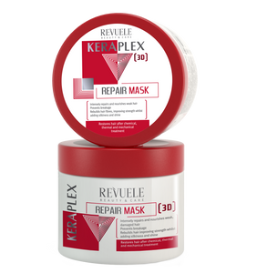 REVUELE Keraplex Hair Repair Mask - districtglitz.com