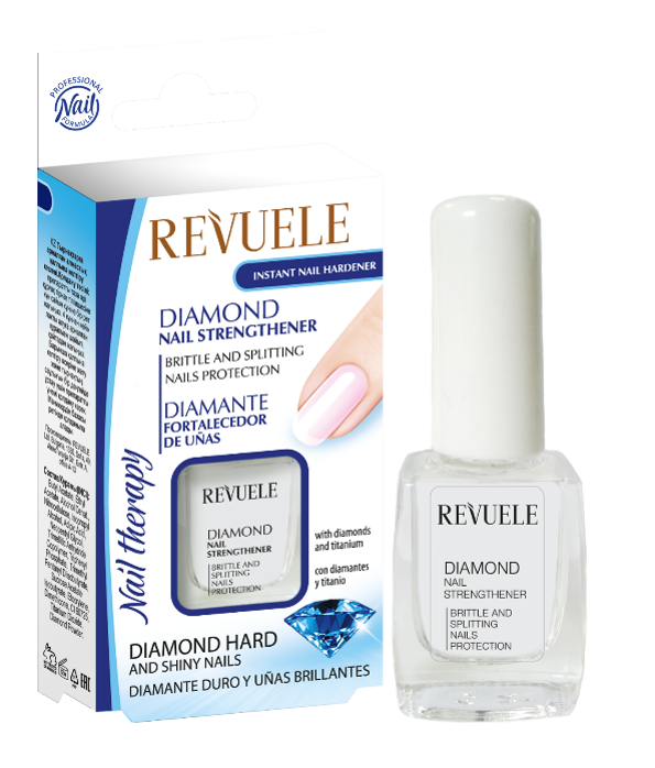 Revuele Diamond Restoring Complex for Nails - districtglitz.com