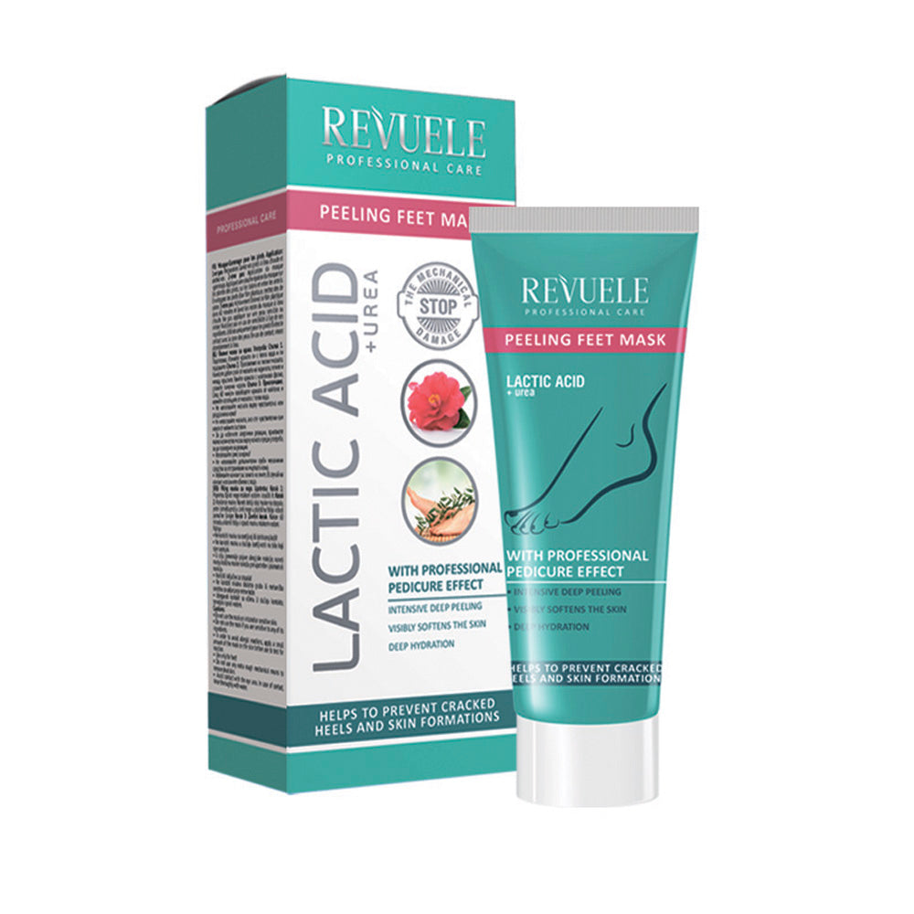 REVUELE Professional Care peeling Feet Mask - districtglitz.com