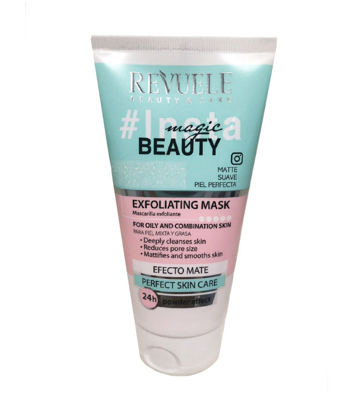 REVUELE Insta Magic Beauty Exfoliating Mask - districtglitz.com