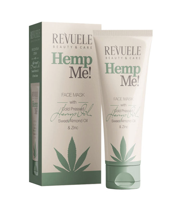 REVUELE Hemp me! Face mask - districtglitz.com