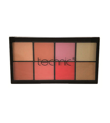 Technic Blush and Highlighter Palette - Tropical Paradise