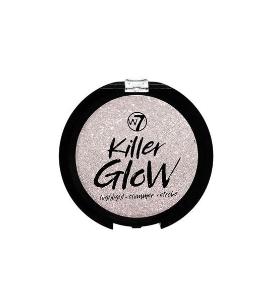 W7 Killer Glow - Highlighter/Shimmer Crime Sheen - districtglitz.com