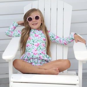 Bella Sunglasses in Seashell