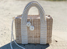 Load image into Gallery viewer, Charlotte Pearl Tote