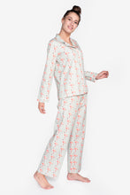 Load image into Gallery viewer, Pijama dama bumbac matasos | SASSY MOOD