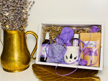 Load image into Gallery viewer, Set Gift Box Lavanda RELAX