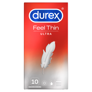 Durex Feel Ultra Thin 10 kpl.