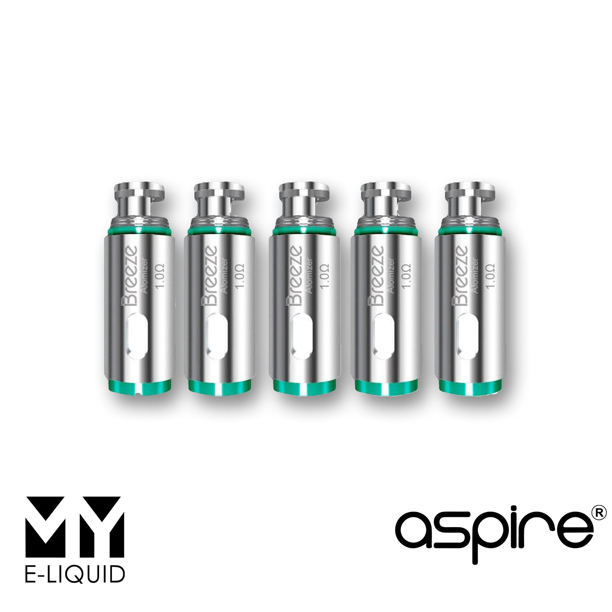 Breeze Atomizer Head 5pcs