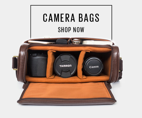 No More Ugly Camera Bags
