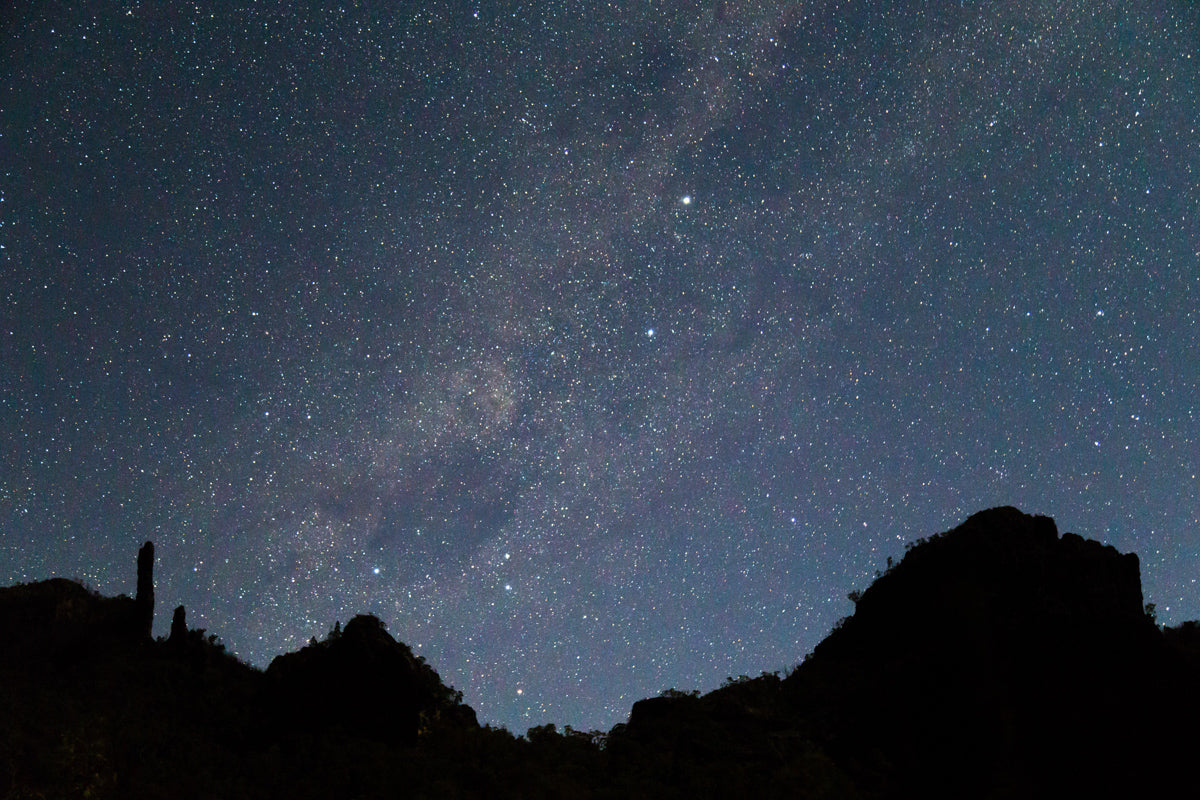 How to Photography Stars at Night | Warrumbungle National Park, Australia