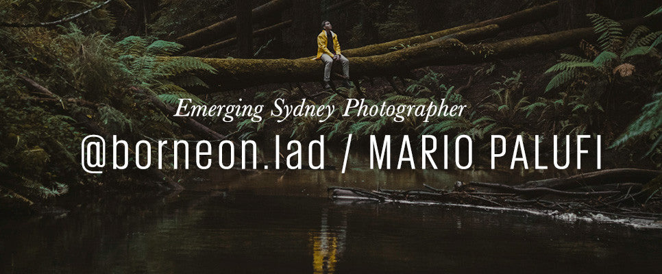 Emerging Sydney Photographer | Mario Palufi | No More Ugly Camera Bags