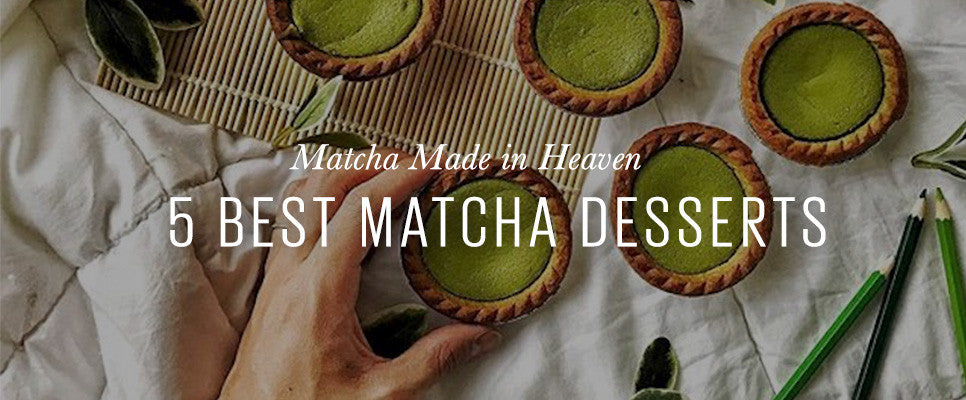 No More Ugly | Matcha Made in Heaven