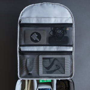 No More Ugly Backpack (Black or Pine Green)