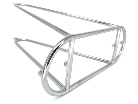 Constructeur Stainless Steel Tube Rear Rack