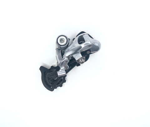 microSHIFT Rear Derailleur Long Cage 10 Speed Silver RD-51M