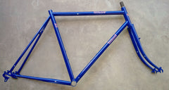 Velo Routier Version 2 650B Low Trail Frame (without braze-ons)