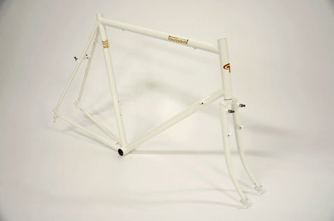 Velo Routier 650B Low Trail Frame Version 1