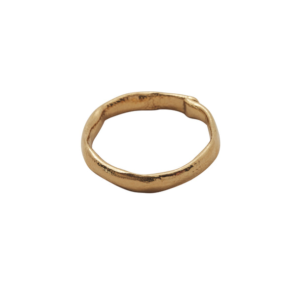 Thin Ring Gold