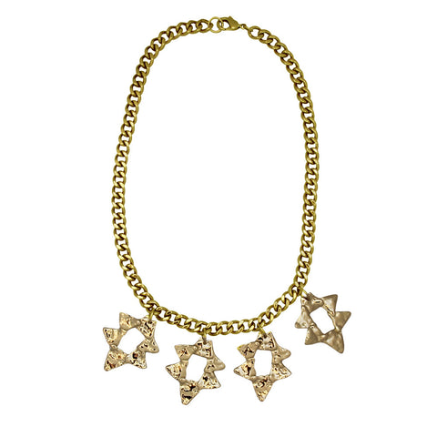 Hani Necklace Gold