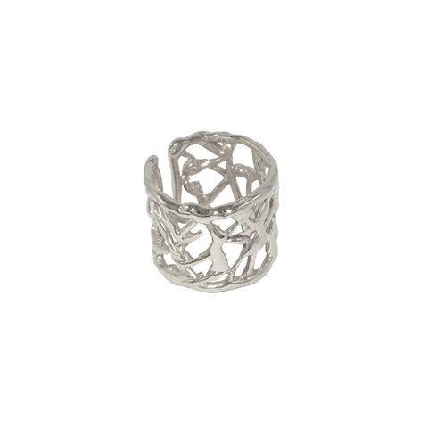Orchard Ring Silver
