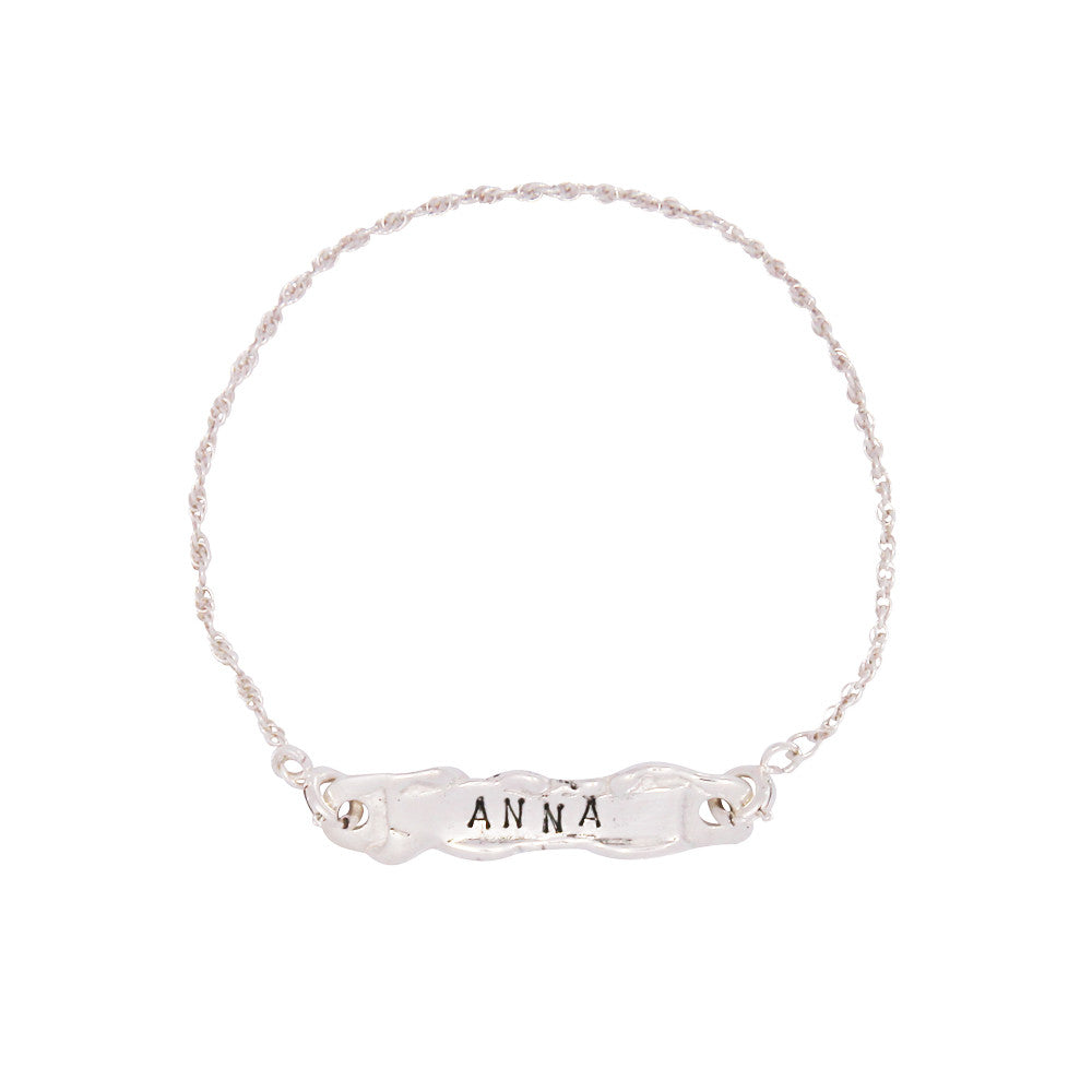 in personalised products bracelet bangle lll naiise