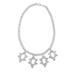 Hani Necklace Silver