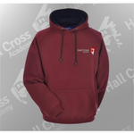 Hall Cross Hooded Top