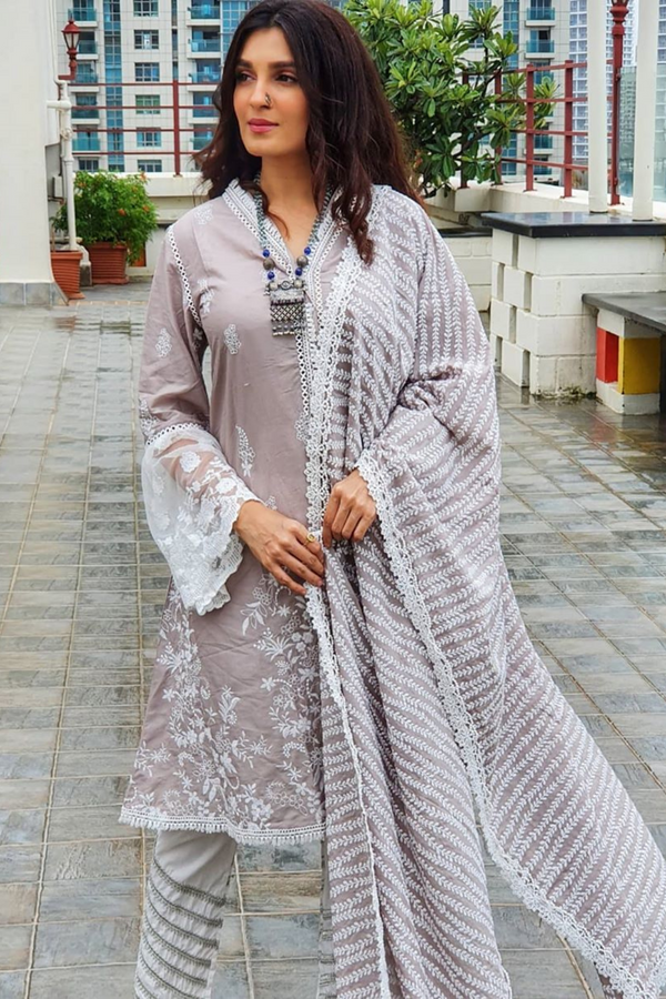 Mulmul Cotton Gemma Kurta