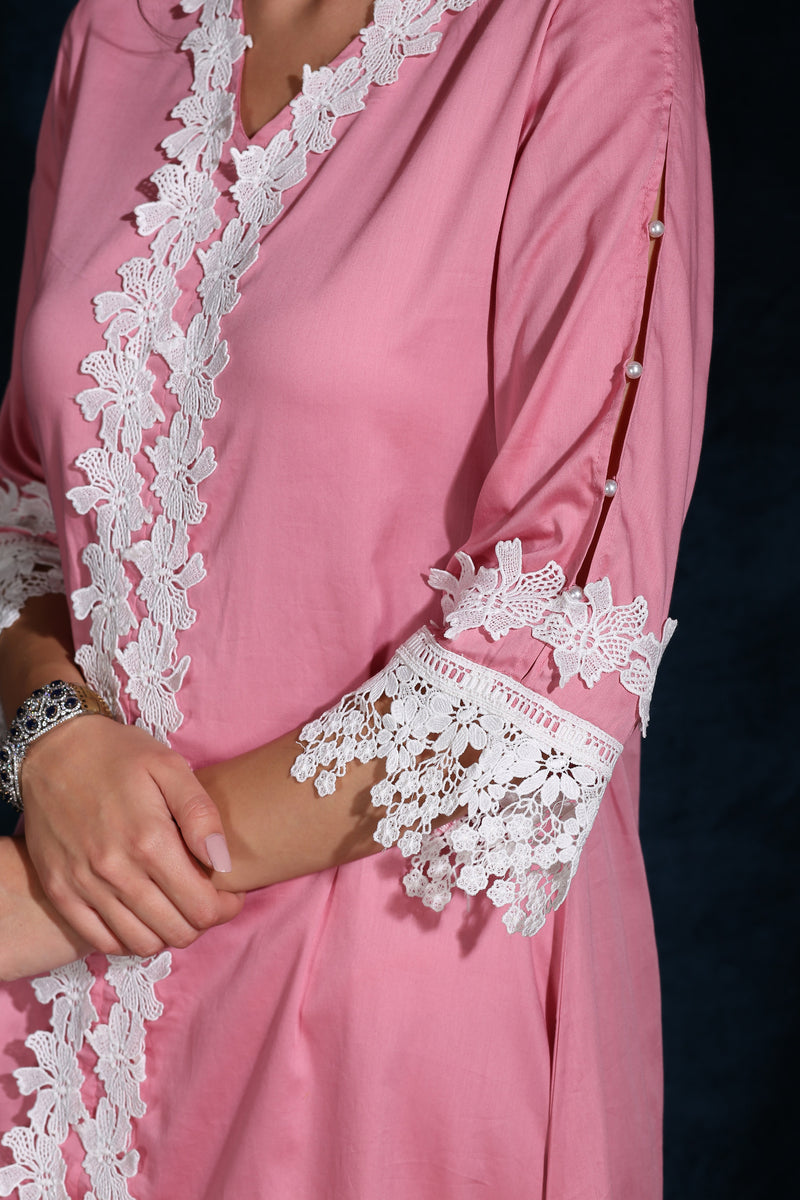 Rosemary Kurta (BLUSH)