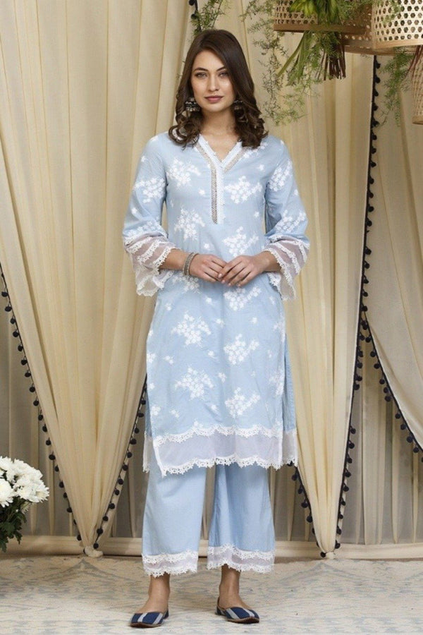 Mulmul Cotton Lola Kurta